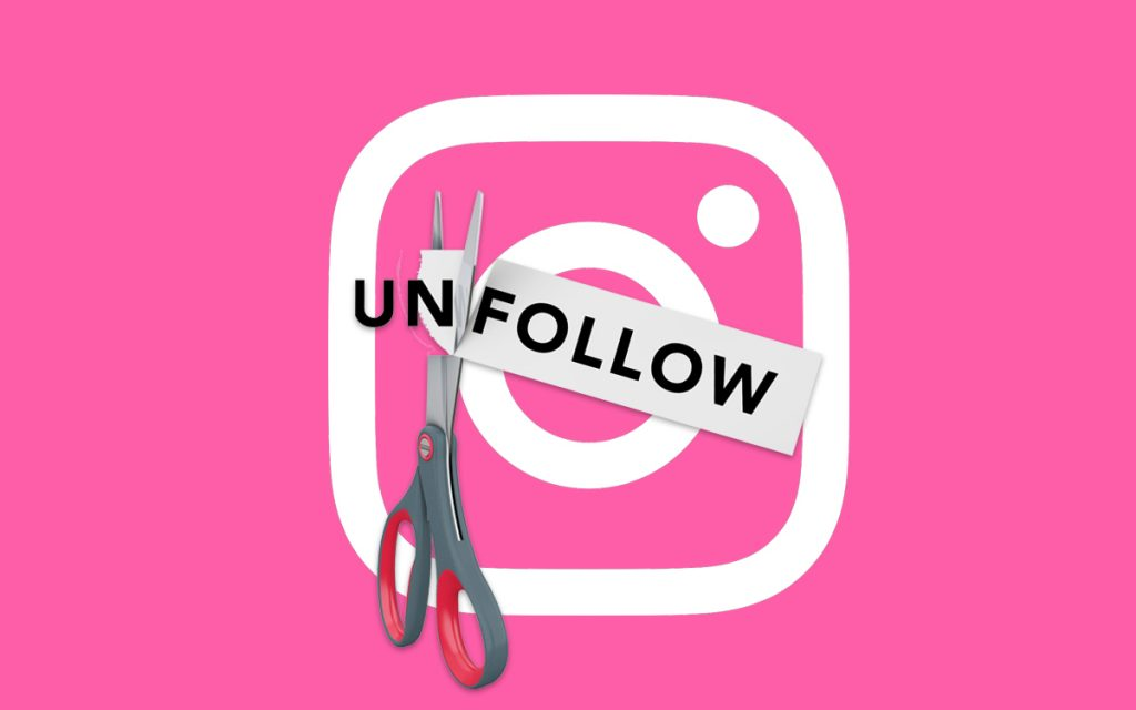 How to unfollow on instagram